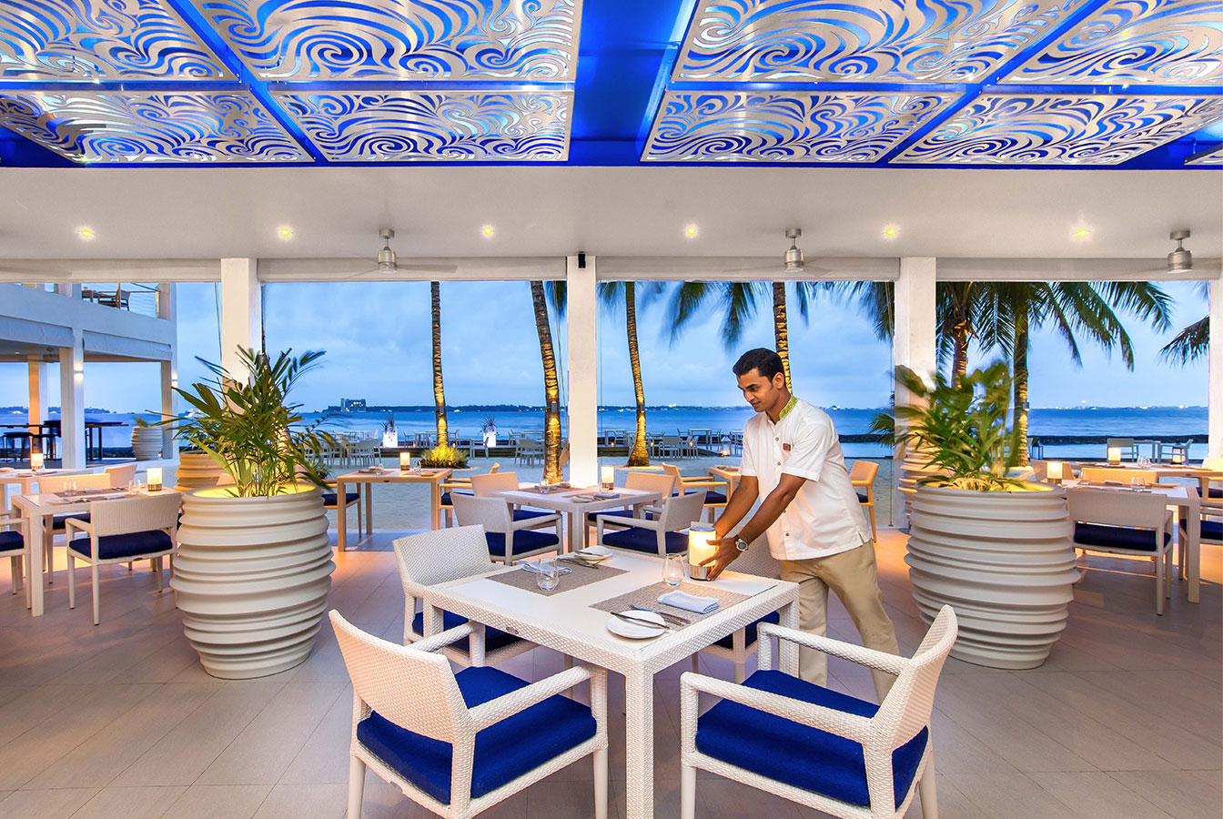 Signature Restaurant |Thila | Kurumba Maldives Resort