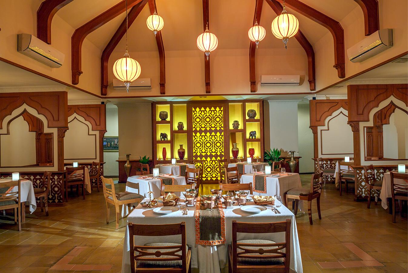 Mahal Indian Restaurant Image | Kurumba Maldives