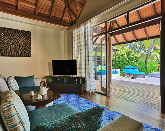Two Bedroom Kurumba Residence View