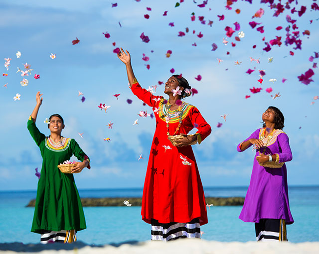 Maldivian Flowers