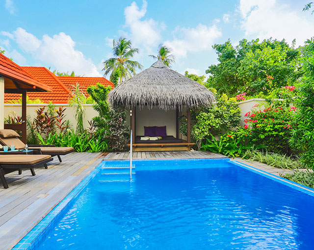Royal Residence Pool