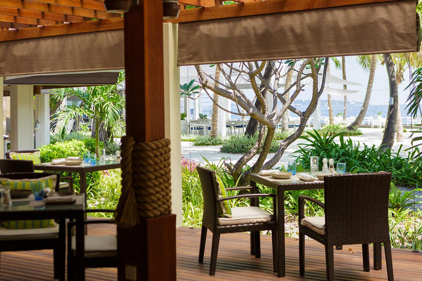 Kurumba Maldives - Cafe image - Maldives Resorts