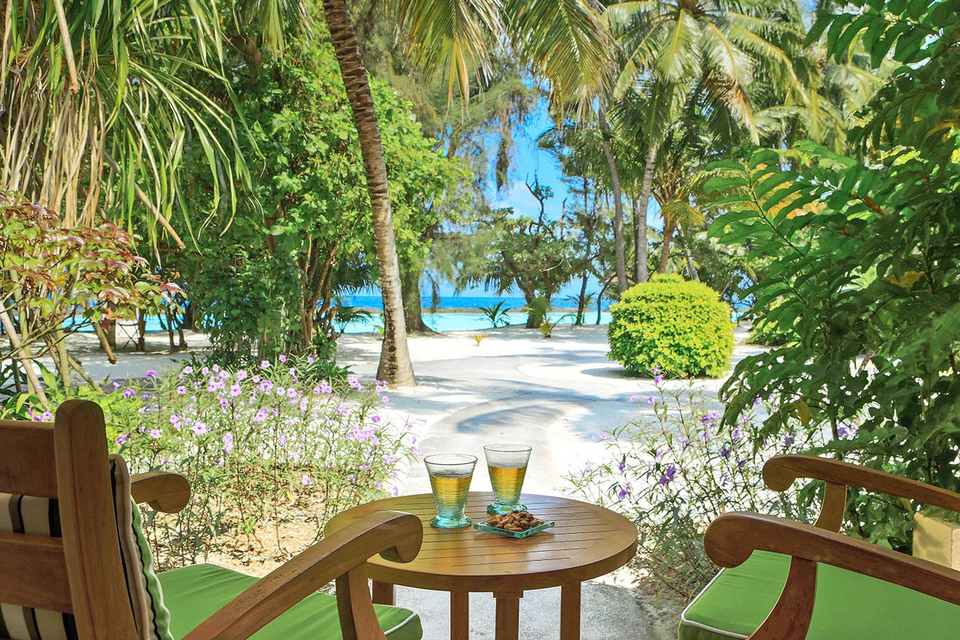 Kurumba Maldives - Deluxe Room Ocean Views iImage  - Maldives Resort