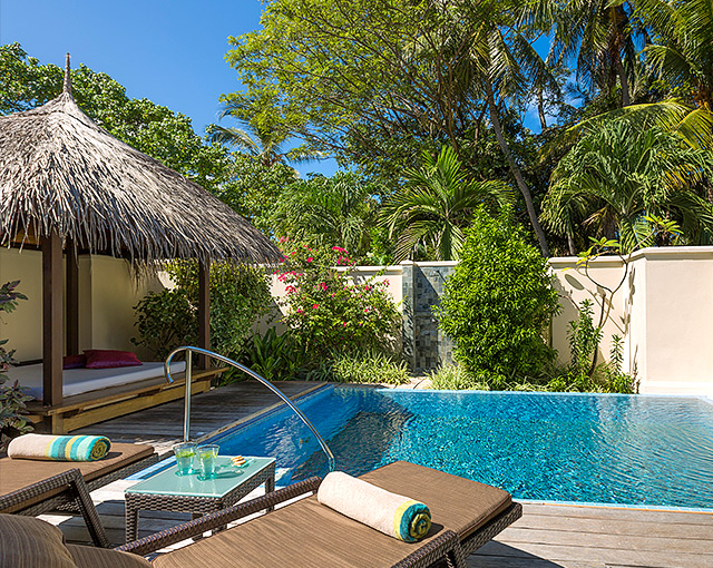 Kurumba Maldives - Deluxe Pool Villa - Maldives Resorts