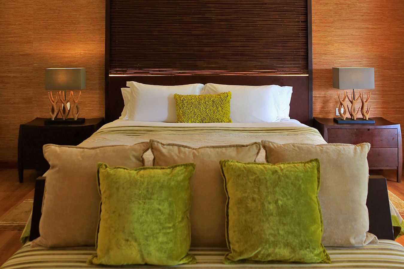 Kurumba Maldives - Family Villa - Bedroom Image - Maldives Resorts