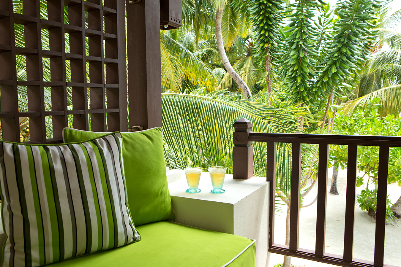Superior Room Upstairs Balcony Image | Kurumba Maldives | Maldives Resort