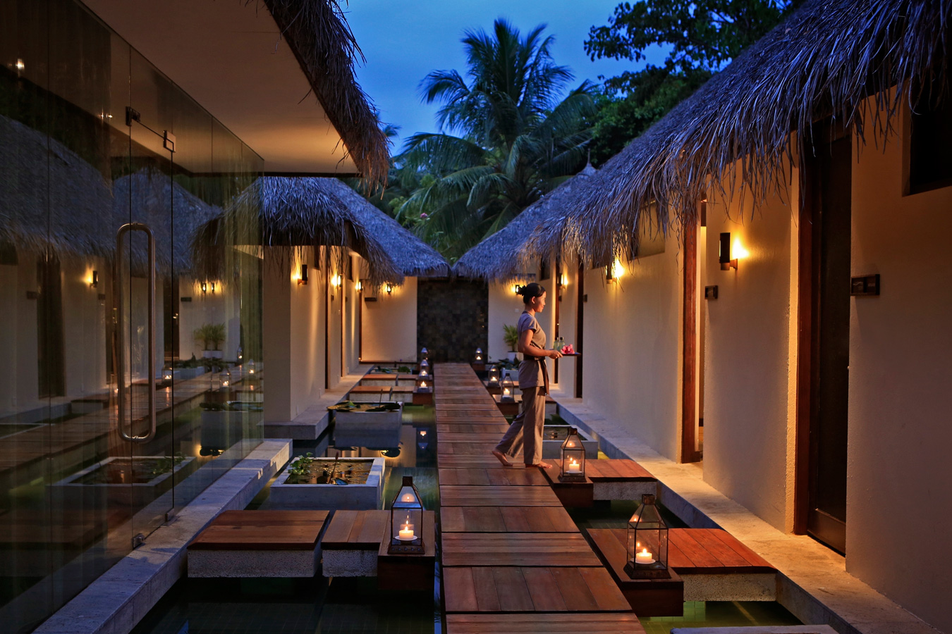 Maldives Spa Hotels  Spa  Wellbeing  Kurumba Maldives