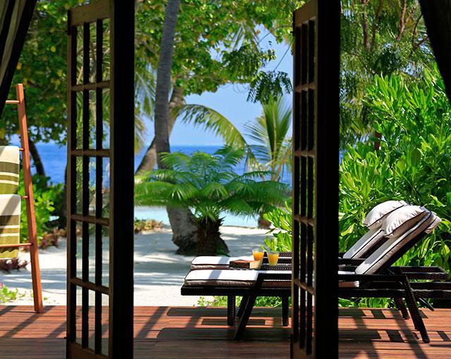 Presidential Pool Villa Terrace