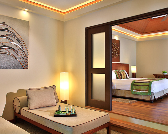 Kurumba Maldives - Garden Pool Villa Lounge Image - Maldives Resort