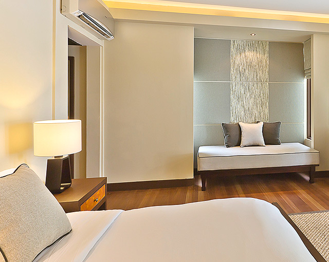 Superior Room Bedroom | Kurumba Maldives | Maldives Resort