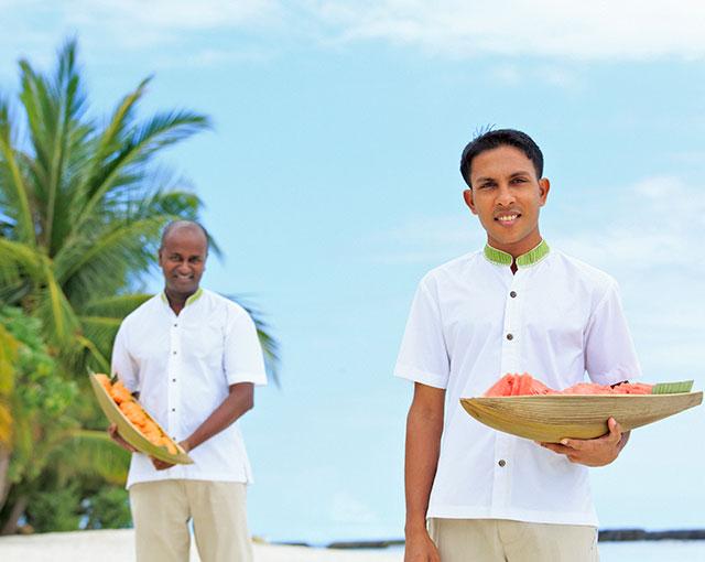 Kurumba Maldives Beach Service Image