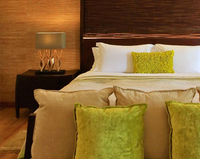 Kurumba Maldives - Presidential Pool Villa - Bedroom image - Maldives Resorts