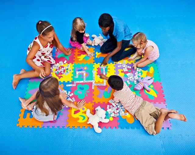 صورة نادي أطفال في جزر المالديف  | منتجع كورومبا المالديف
