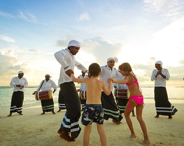 Kurumba Maldives Bodu Beru Image