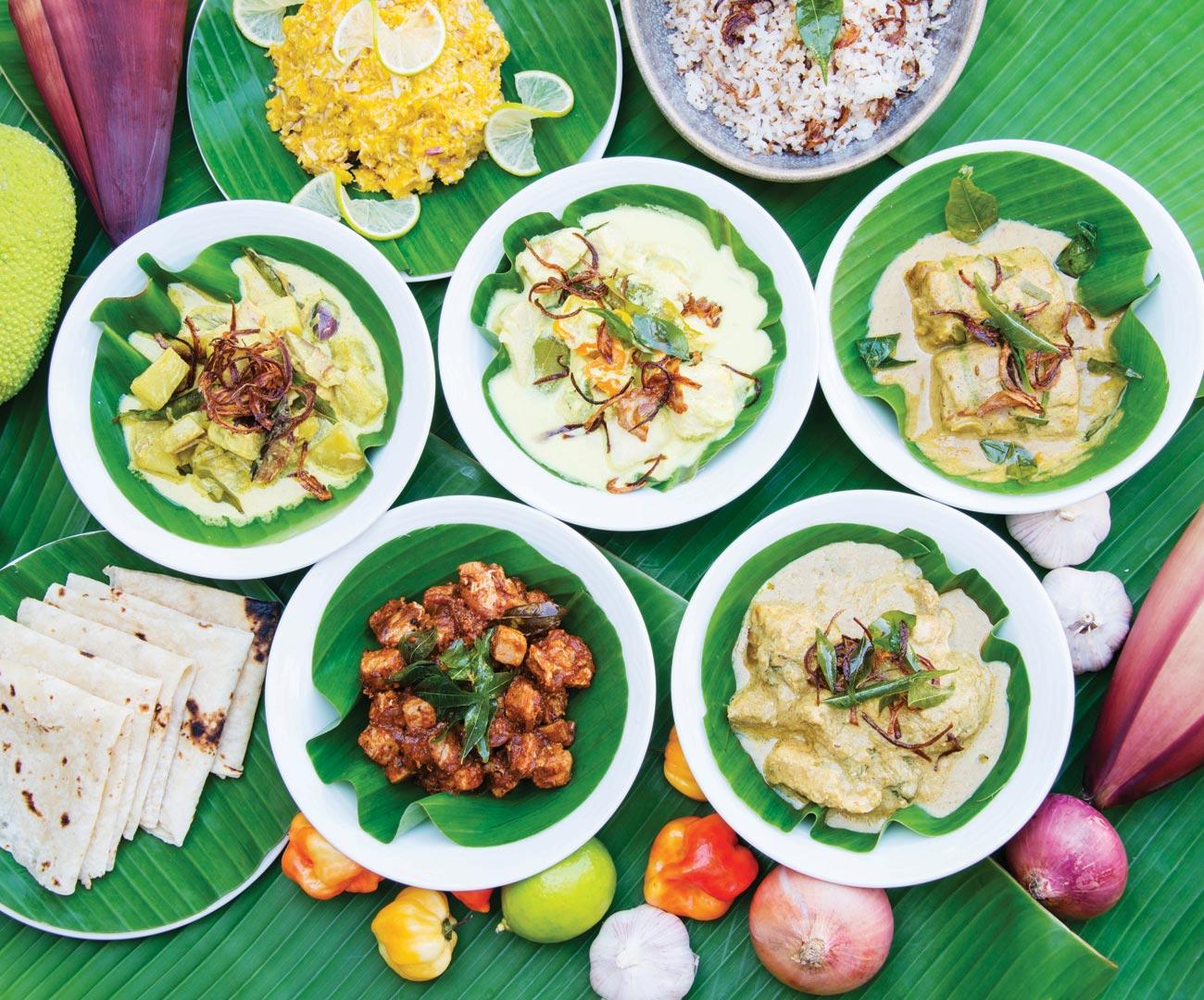 Kurumba Maldives - Maldivian Cooking Demonstration Ingredients Image - Maldives Resorts