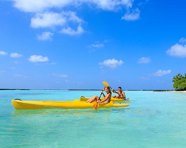 Water Sports Kayak