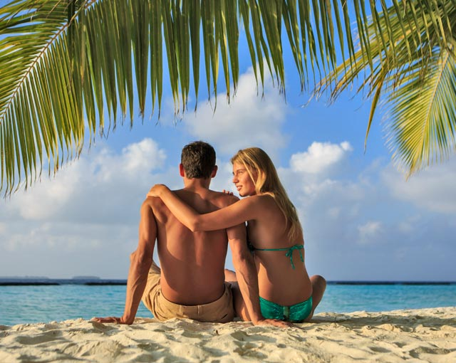 Maldives Honeymoon Resorts Image | Kurumba Maldives