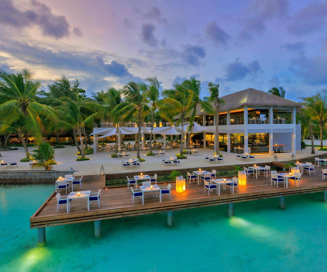 Signature Restaurant |Thila | Kurumba Maldives Resort