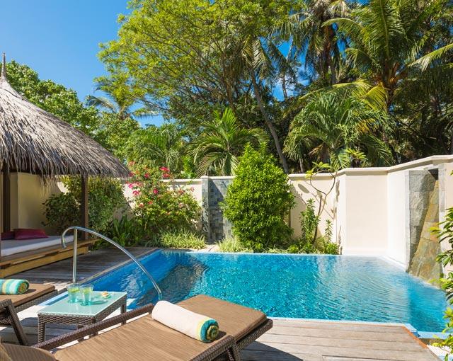 Kurumba Maldives Deluxe Pool Villa Image