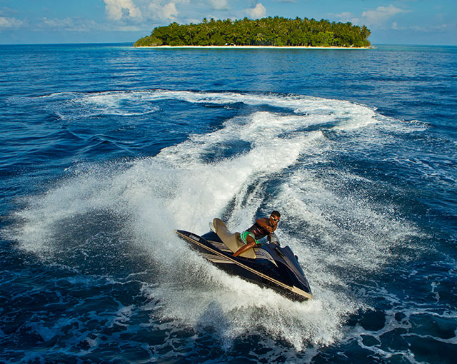 Jet Ski Safari | Kurumba Maldives Resort