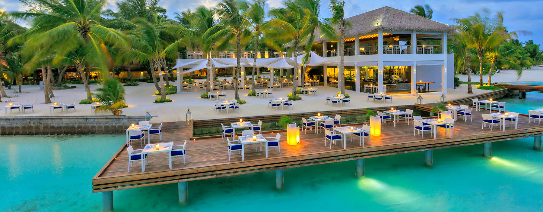 Thila Restaurant Kurumba Maldives - All Inclusive packages
