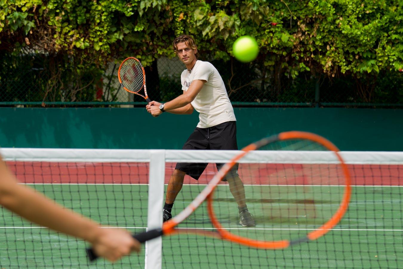 Tennis Courts Image   Kurumba Maldives Resort Tennis Courts Image   Kurumba Maldives Resort