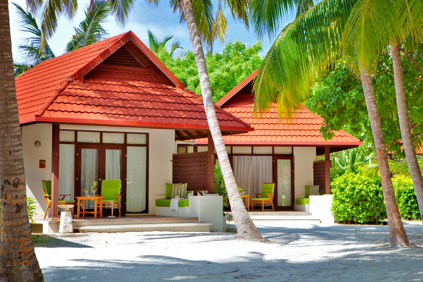 Kurumba Maldives Resort Deluxe Bungalow