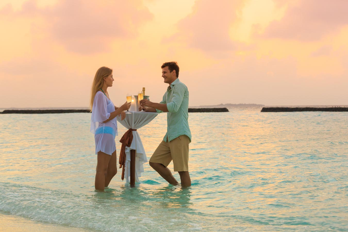 Tasting in the Lagoon Image  | Social Events at Kurumba Maldives