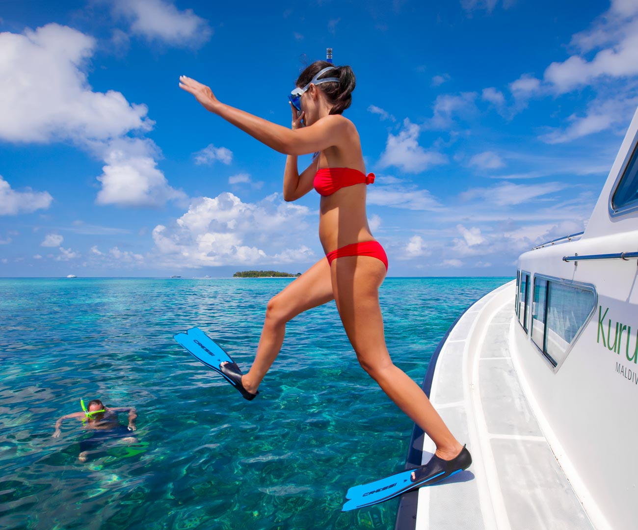Snorkelling in the Maldives Islands image| Kurumba Maldives Resort