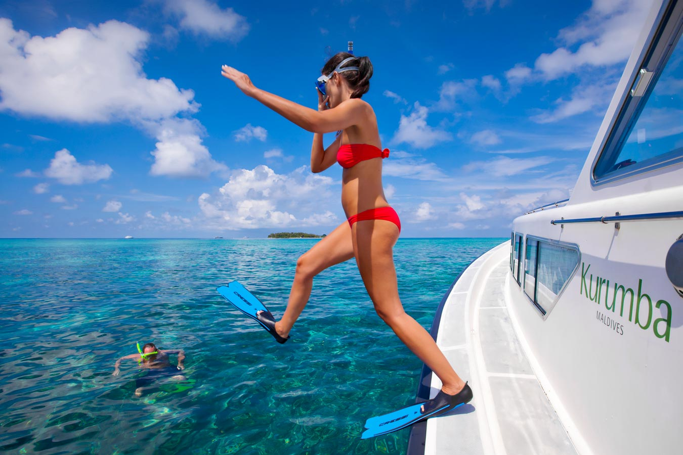 Snorkelling in the Maldives Islands image| Kurumba Maldives Resort