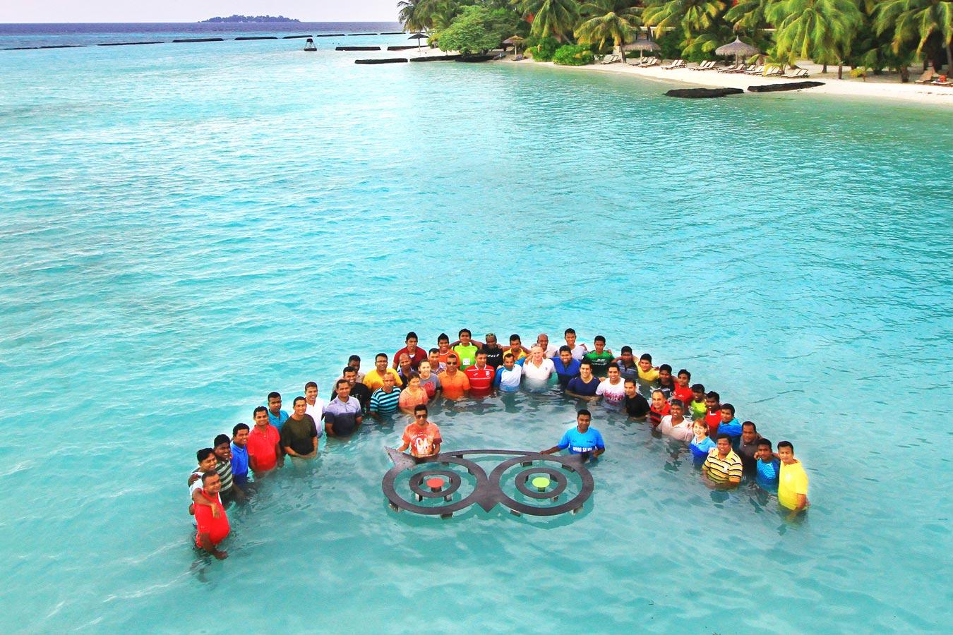 Kurumba Maldives Resort Trip Advisor Awards