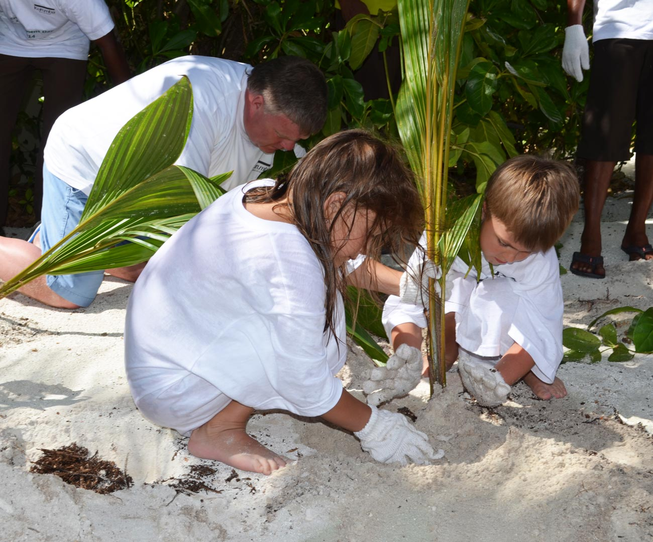 Kurumba Maldives Earth Day