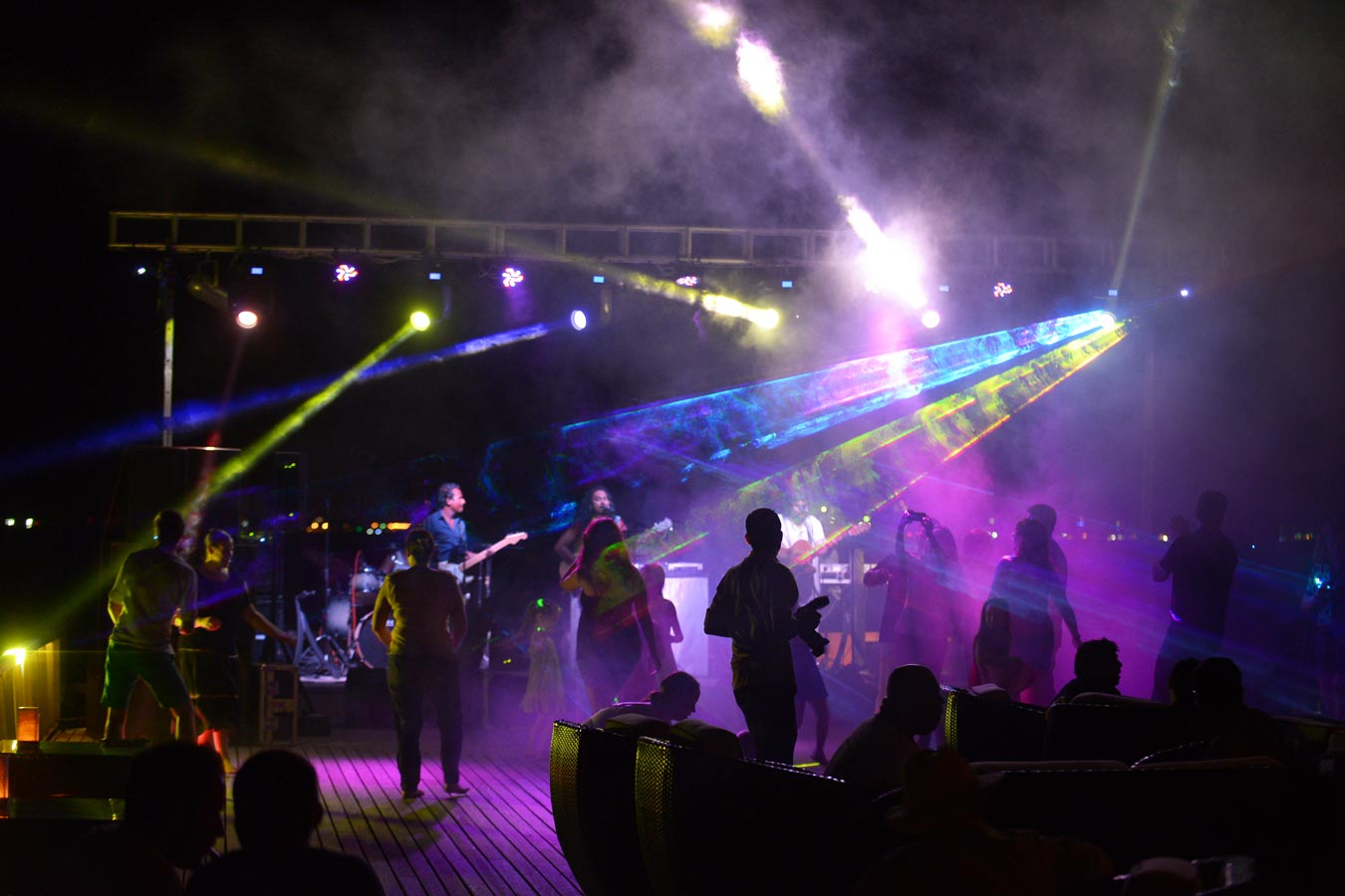Kurumba Maldives Event Calendar DJ Party Image | Maldives Resorts