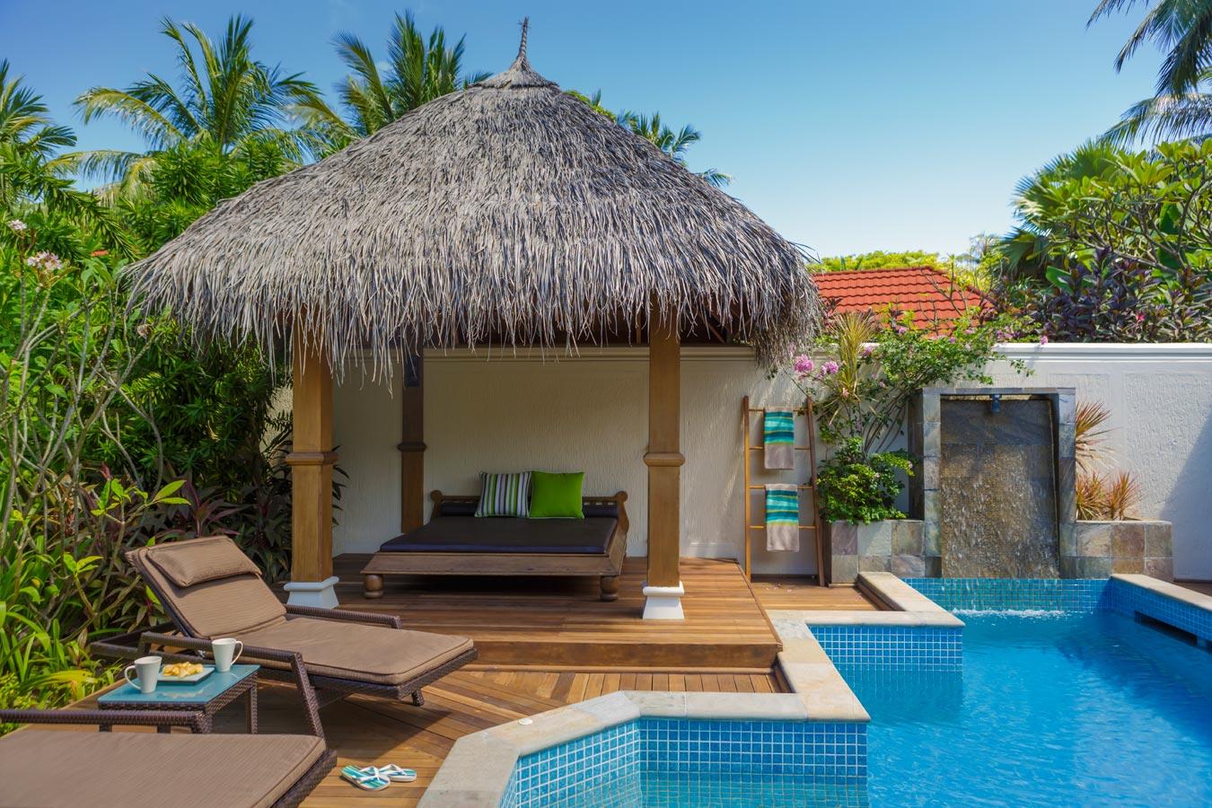 Kurumba Maldives - Deluxe Pool Villa - Maldives Resorts