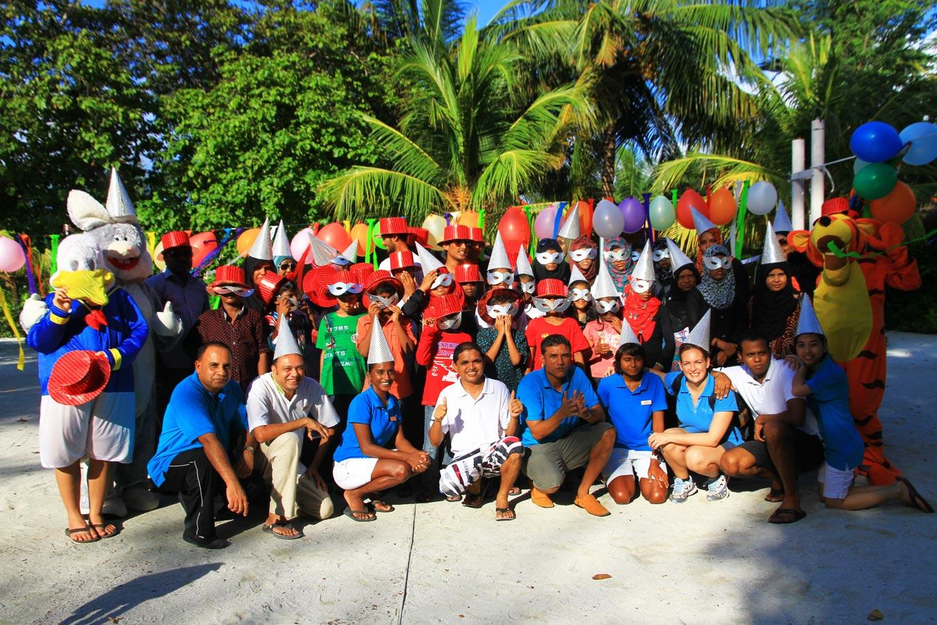 Kurumba Maldives International Children's Day