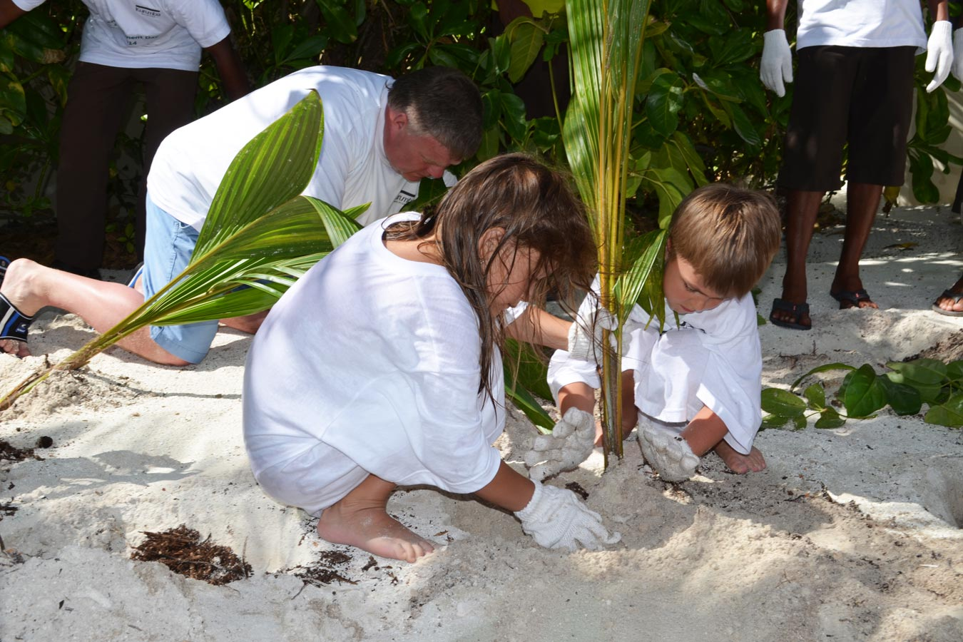 Kurumba Maldives Earth Day