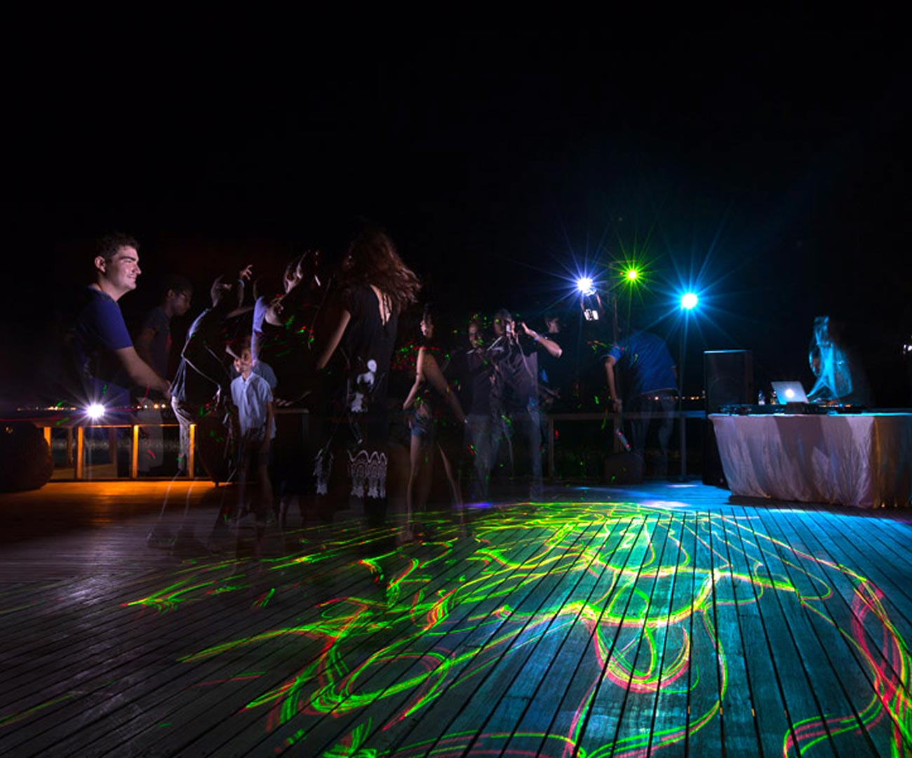 Live DJ Party Image | Live Music in Kurumba Maldives