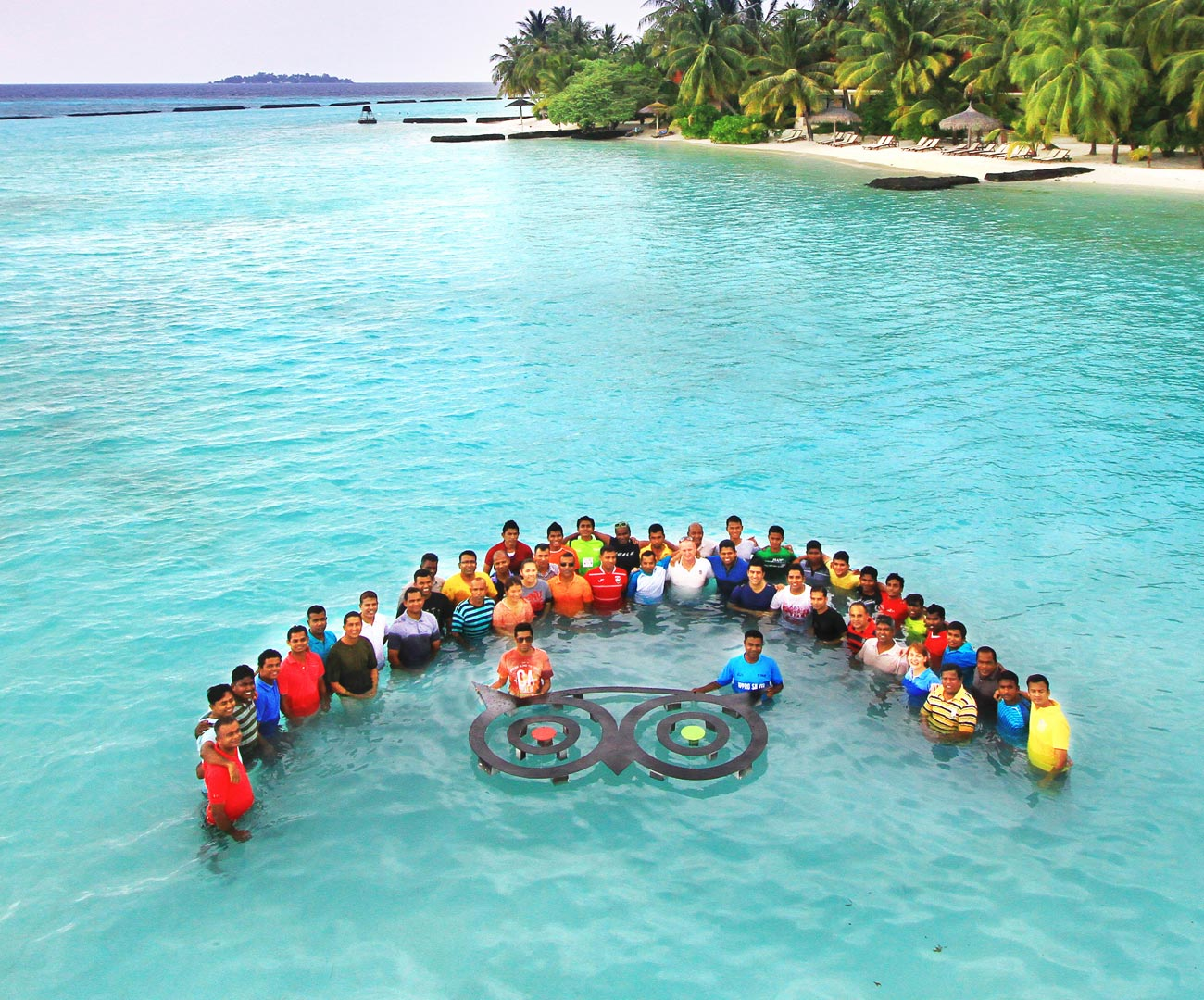 Kurumba Maldives Resort Trip Advisor Awards